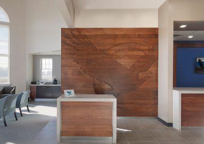 Corporate Office Architecture Design