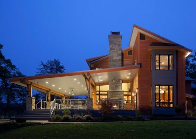 East Mountain Residence