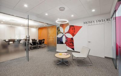 What's Your Dream Office? How a Non-Profit Foundation and an Architectural Firm Answered that Question