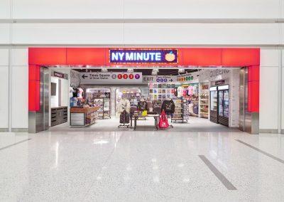 NY Minute, JFK Airport, Jamaica, NY